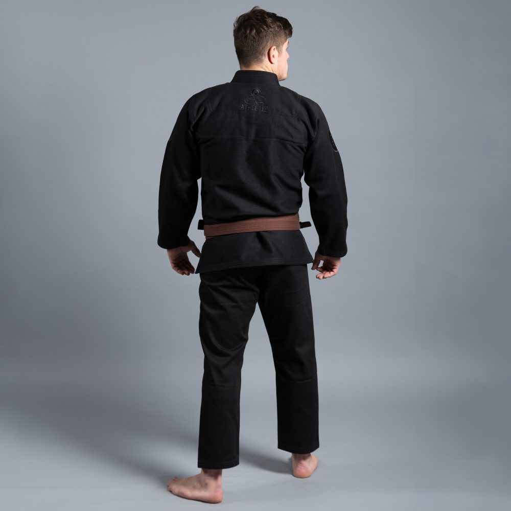 "Scramble ""Athlete 3"" Kimono - Midnight Edition"