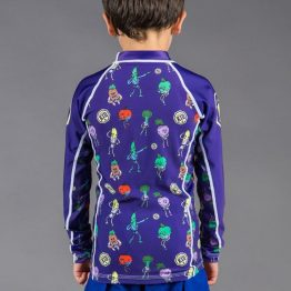 "Scramble ""Kid"" Rashguard"
