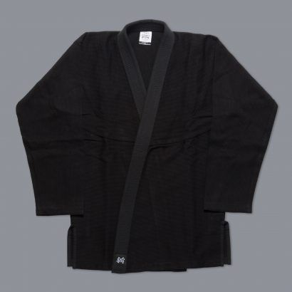 "Scramble ""Standard Issue - Semi Custom"" Kimono - Black Edition"