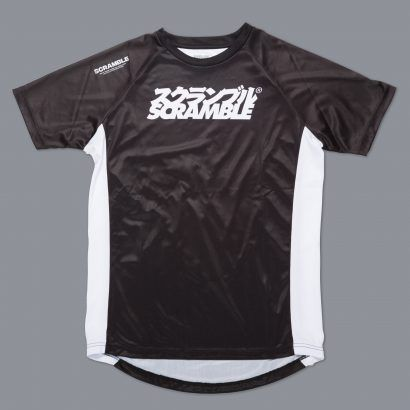 Scramble Technical Training Shirt - Black