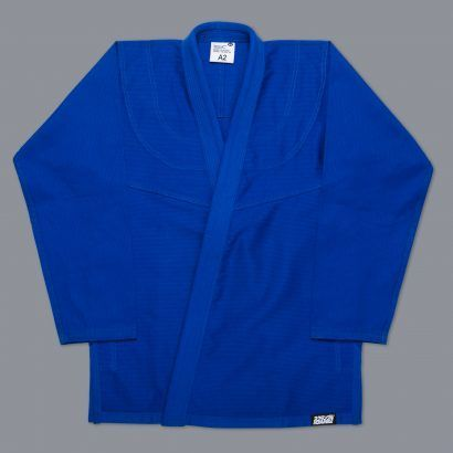 "Scramble ""Standard Issue - Semi Custom"" BJJ Gi - Blue"