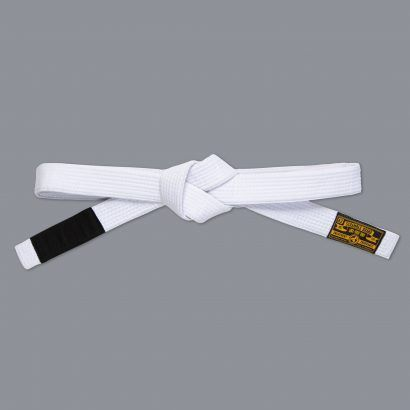 Scramble BJJ Belt V3 - White