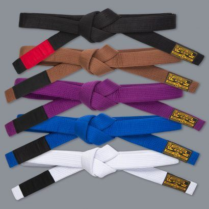 Scramble BJJ Belt V3 - Brown