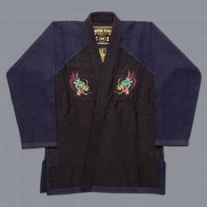 "Scramble Sukajan ""Dragon"" BJJ Gi"