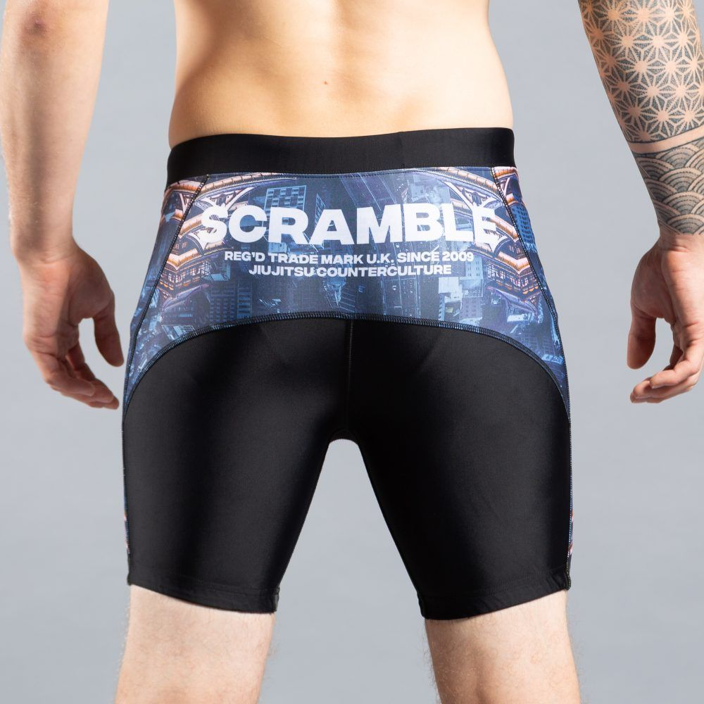 Scramble Edo Knee Length VT