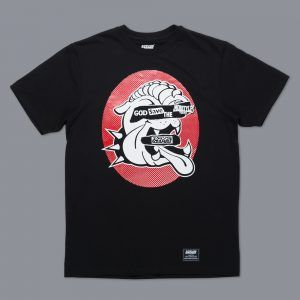 Scramble x Mobstyles Tee - Black