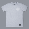 Scramble Technique & Spirit Tee - Heather Grey