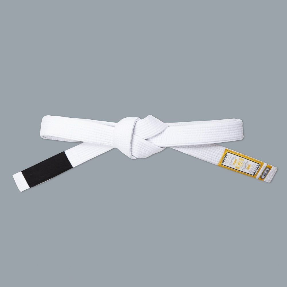 Scramble Tanren v4 BJJ Belt - White