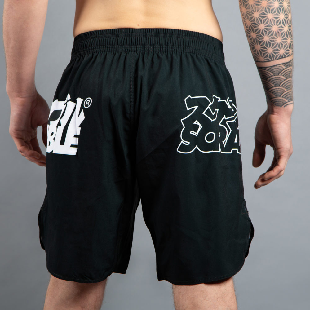 Scramble Core Shorts - Black
