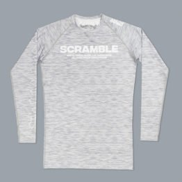 Scramble BASE Rashguard - Grey
