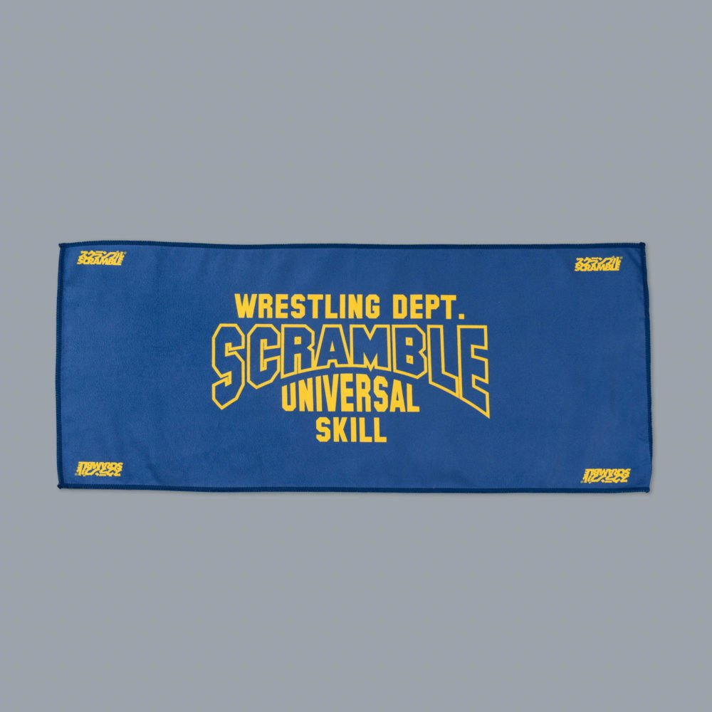 Scramble Wrestling Workout Towel