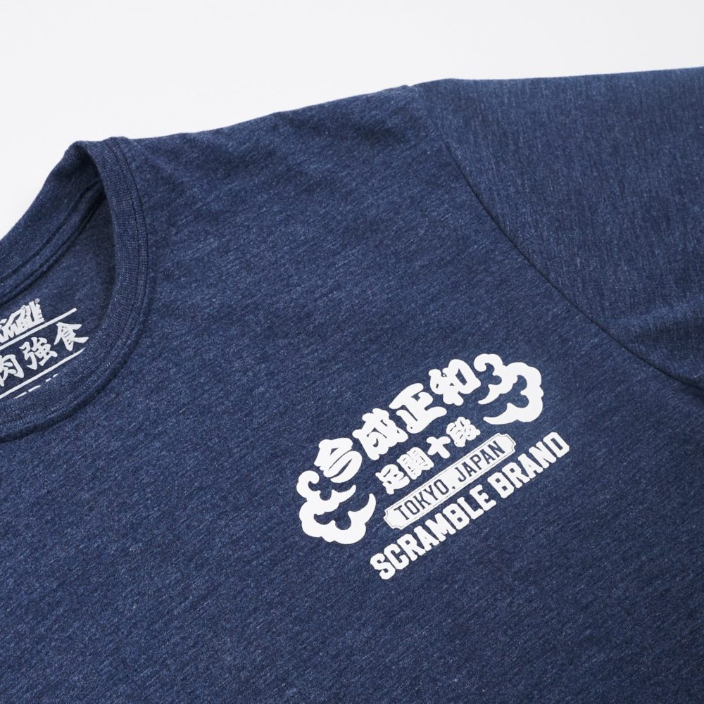 Scramble Imanari Roll T-Shirt