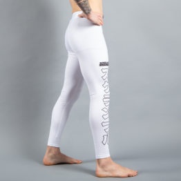 Scramble BASE Spats - White