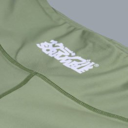 Scramble Verano Sports Leggings - Green