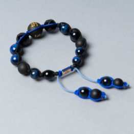 Jiu Jitsu Series Bracelet - Blue Belt