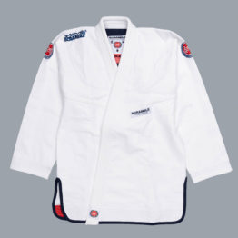 Scramble Athlete Gi - White
