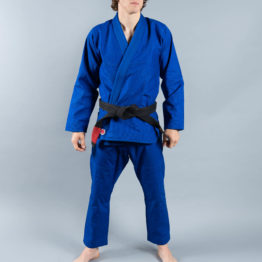 Scramble Athlite Gi Female Cut - Blue
