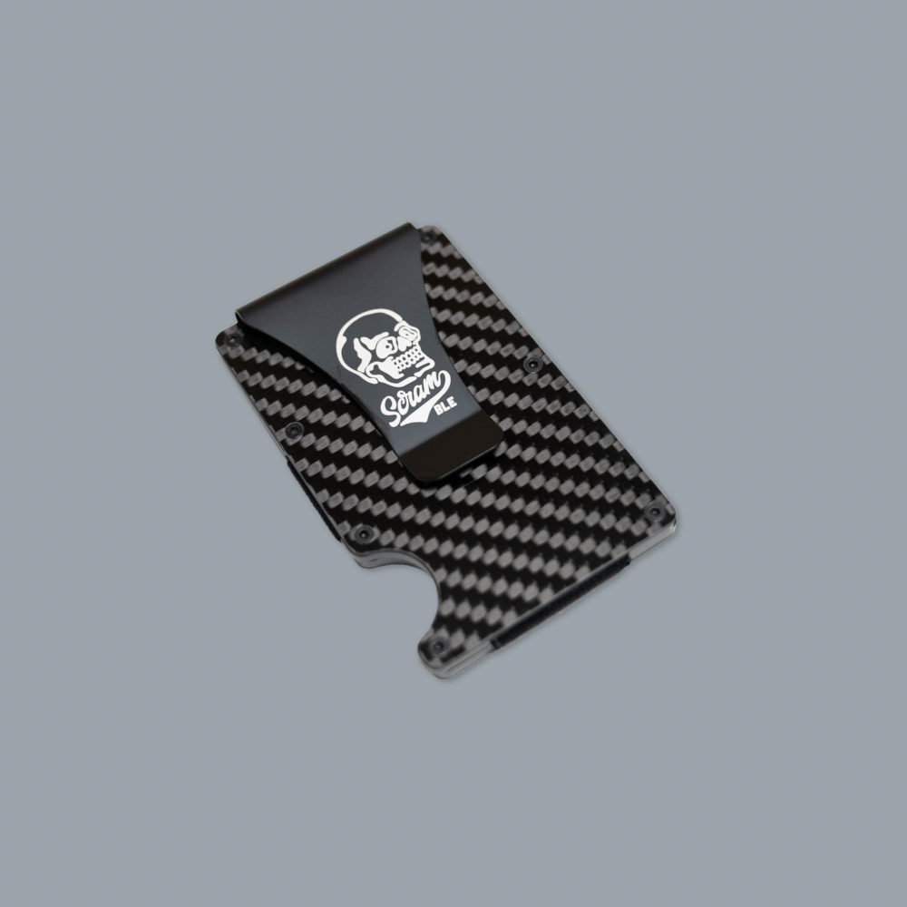Scramble Skabuki RFID Card Wallet