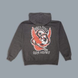 Scramble Snake and Dove Hoody